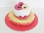 Mohnblumen-Torte