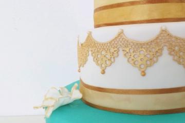 Torte Mitte