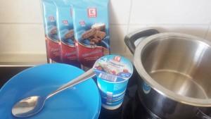 Ganache Zubereitung